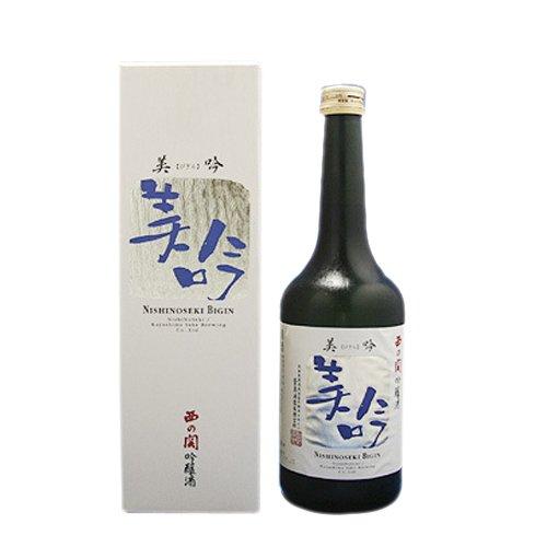 本醸造酒 美吟 720ml