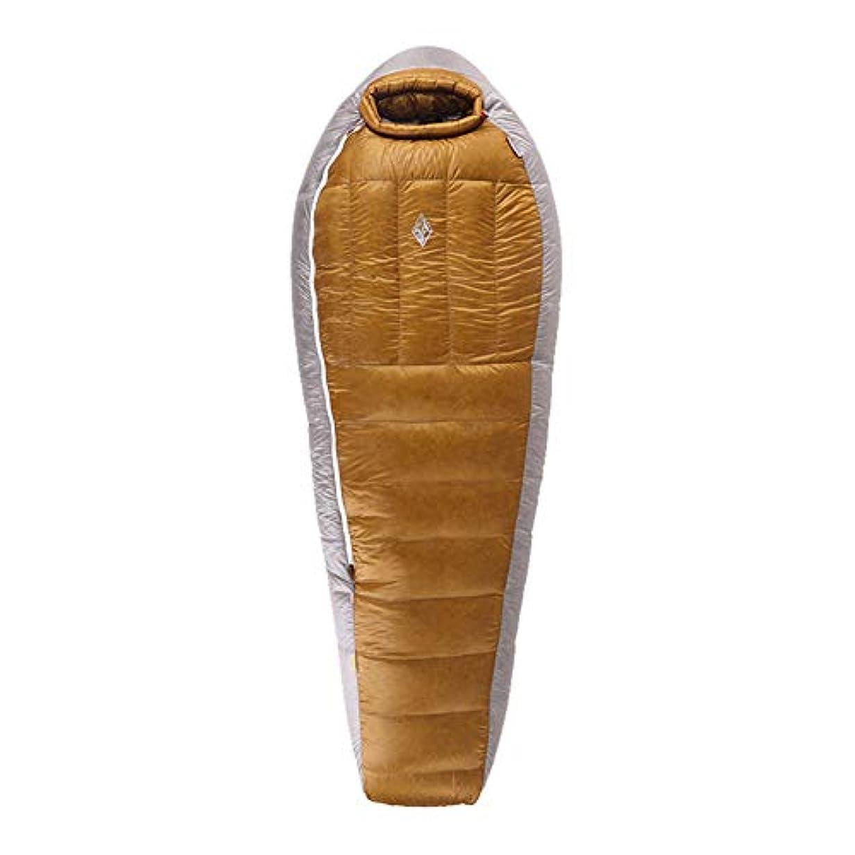 ジョイント性能純粋なDurable,breathable,comfortableスリーピングバッグ、軽量ミイラ睡眠バッグ大人の冬の暖かい睡眠袋快適な通気性のスリーピングパッドは、全体にキャンプエクストリーム探検のための素晴らしいです,A
