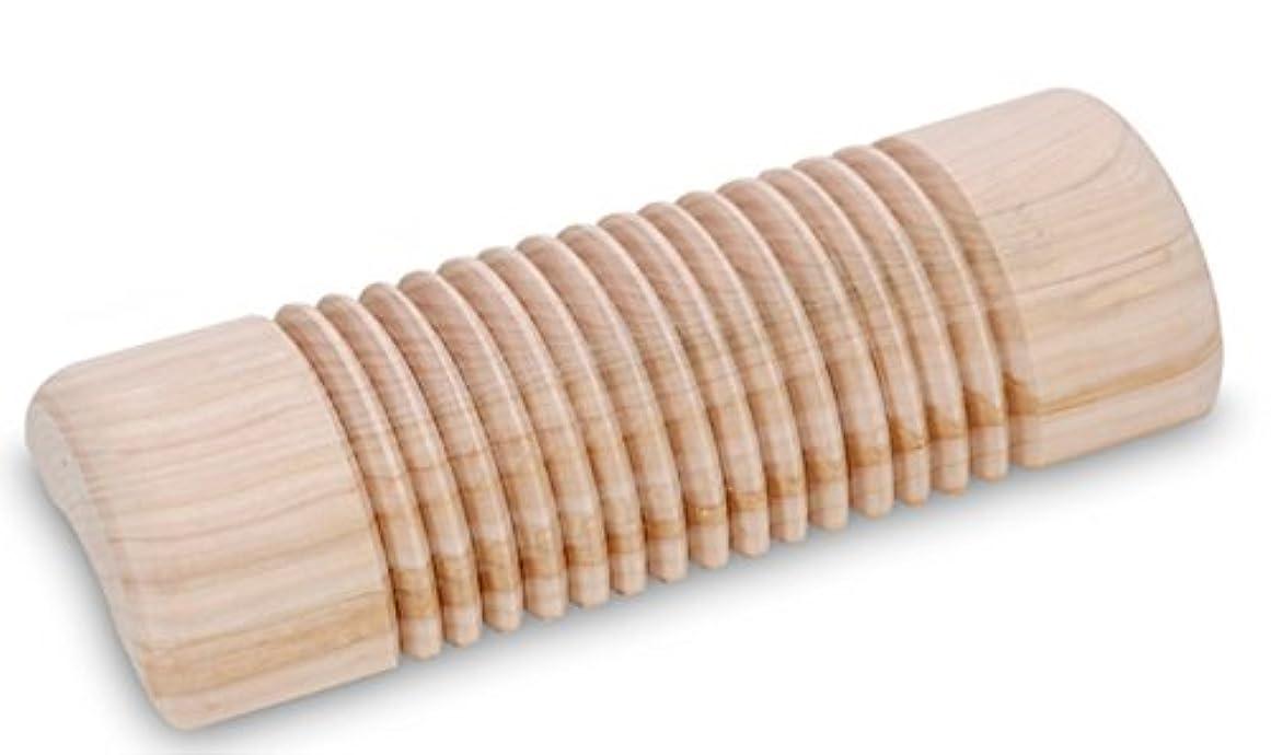 縫い目アボートボット[エコ森ライフ] Eco Forest Life エコ檜フィトンチッド 頚椎枕 ストレス緩和 首 腰 足首運動 海外直送品 ( cypress trees phytoncide cervical wooden pillow...