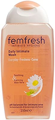 Femfresh Intimate Feminine Hygiene Daily Intimate Wash, 250mL