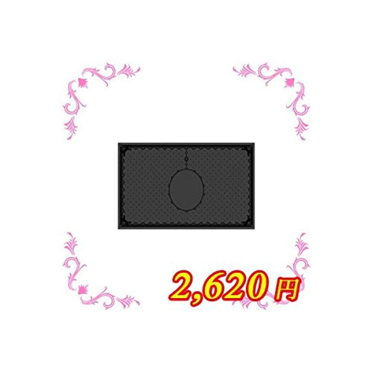 無限大ストッキング習慣シリコンマット(表面コート)ブラック
