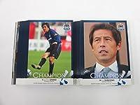 2005ガンバ大阪優勝記念カード レギュラーコンプ全36種 ≪Jリーグ オフィシャルトレーディングカード≫