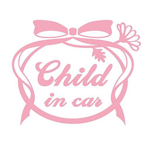 imoninn CHILD in car ステッカー 【シン...