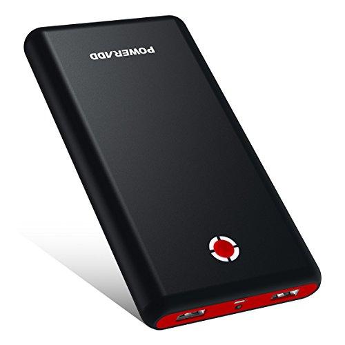 モバイルバッテリー 20000mAh Poweradd Pi...