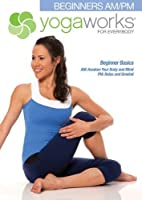 Yogaworks: Beginners Am/Pm [DVD] [Import]