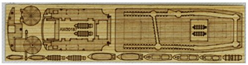 アートウォックスモデル 1/700 日本特設水上機母艦 國川丸用 木製甲板 A社563用 プラモデル用パーツ AW20157の詳細を見る