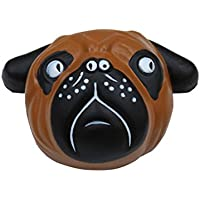犬香りつきSquishy、sukeqノベルティジャンボ犬Slow Rising香りつきSquishyおもちゃ/香りつき動物おもちゃ/ Squeeze toy / Stress Reliefシミュレーションおもちゃ/子供玩具/おもちゃ/教育玩具、8 cm