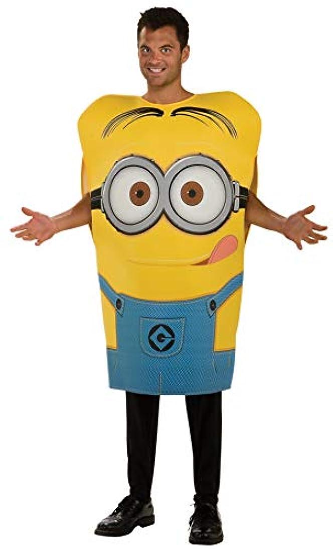 ストローク必需品大胆不敵Despicable Me 2 Dave Minion Adult Foam Costume 卑劣なミー2デイブミニオン大人用発泡コスチューム?ハロウィン?サイズ:Standard (One Size)