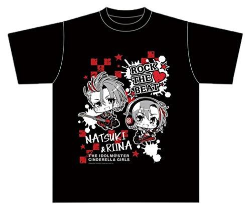 ミニッチュ アイドルマスター シンデレラガールズ Rock the Beat Tシャツ
