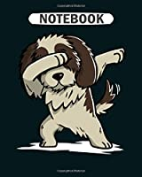 Notebook: for shih tzu lover1  College Ruled - 50 sheets, 100 pages - 8 x 10 inches