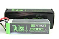 PULSE LIPO 5000mAh 22.2V 45C - ULTRA POWER SERIES by Pulse