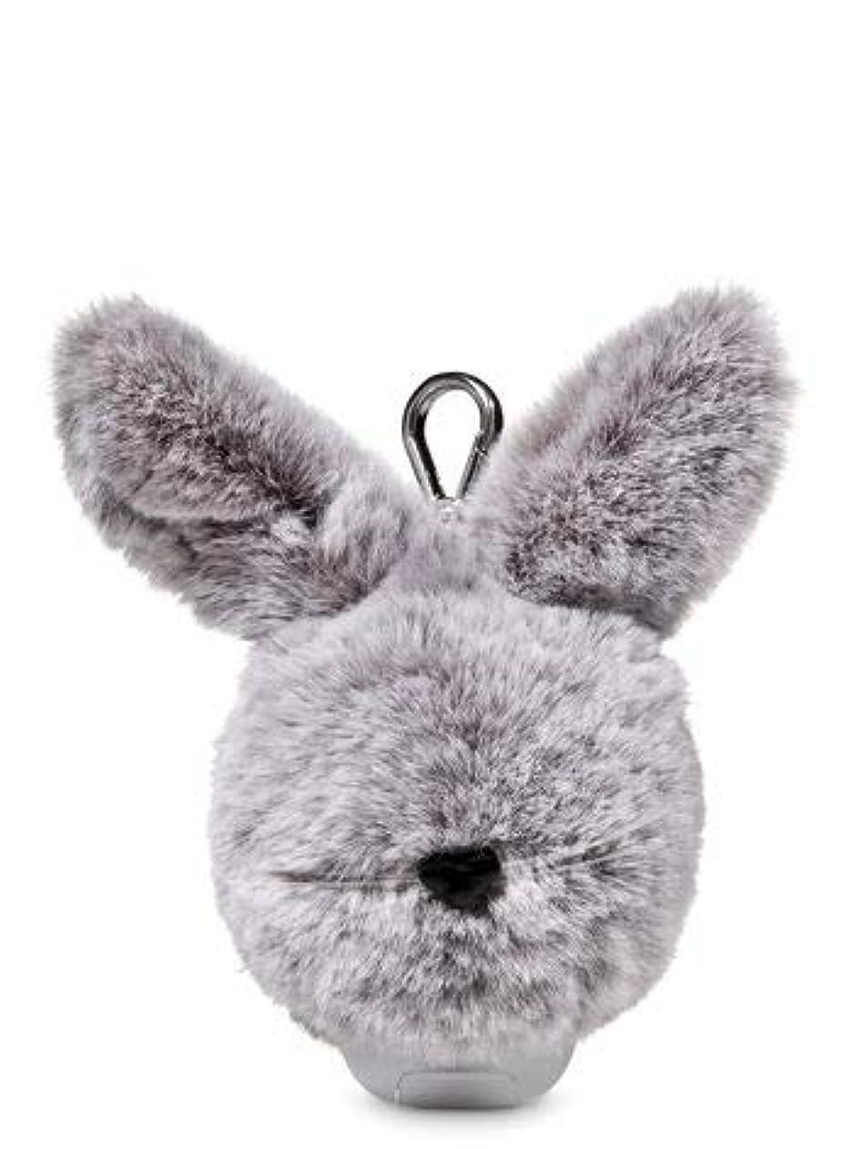 プラカードまろやかな前進【Bath&Body Works/バス&ボディワークス】 抗菌ハンドジェルホルダー イースターバニーポム Pocketbac Holder Easter Bunny Pom [並行輸入品]