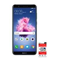 HUAWEI nova lite 2 【OCNモバイルONE SIMカード付】 (音声SIM, Blue)
