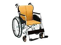 パラマウントベッド社製T54シリーズ車椅子 自走用低床タイプ クッションシート(KK-T540LR,KK-T540LG,KK-T540LP) パープル パープル,