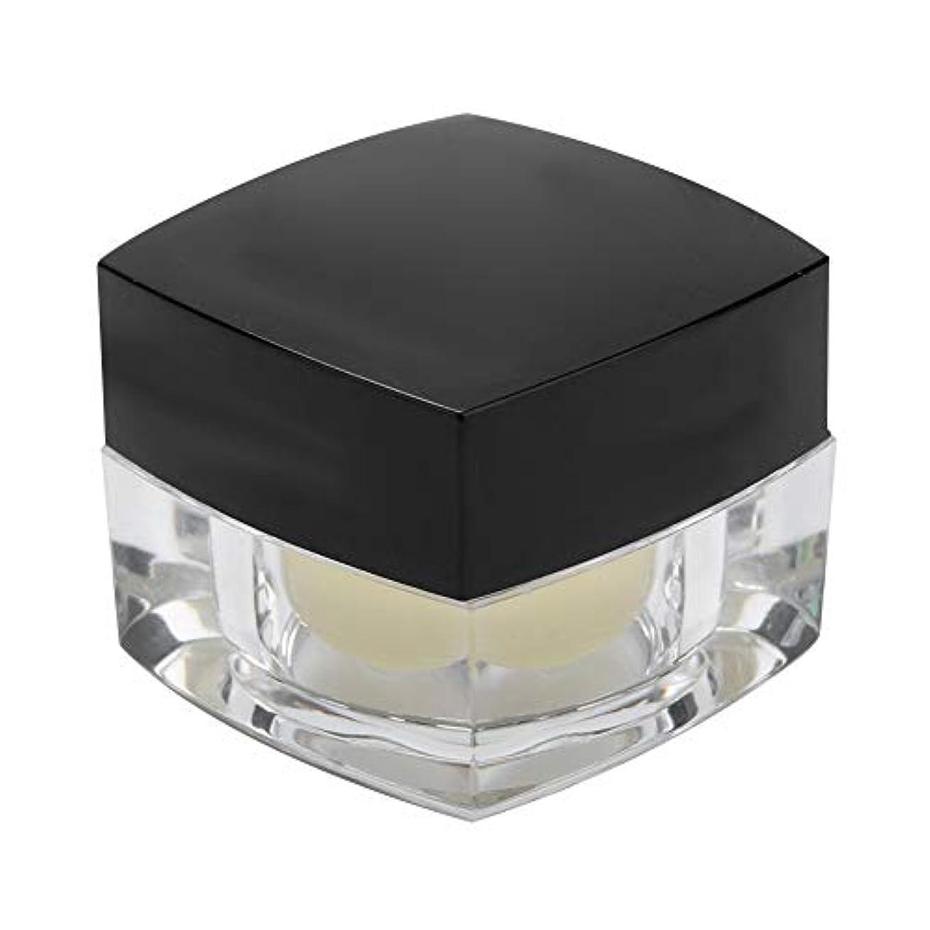 バス装置交換まつげエクステンション接着剤リムーバー、つけまつげクリーム非刺激性まつげグラフトゲル除去クリーム - 5g