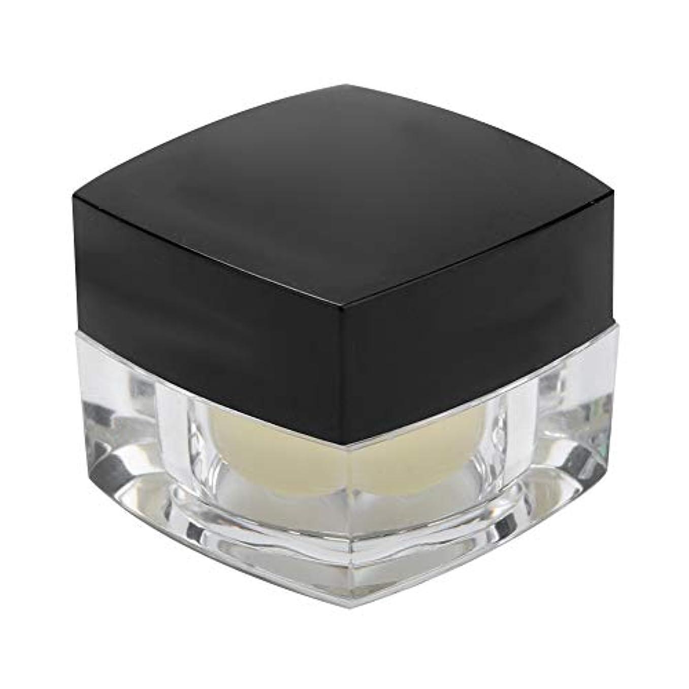 夜間つぶやき前にまつげエクステンション接着剤リムーバー、つけまつげクリーム非刺激性まつげグラフトゲル除去クリーム - 5g