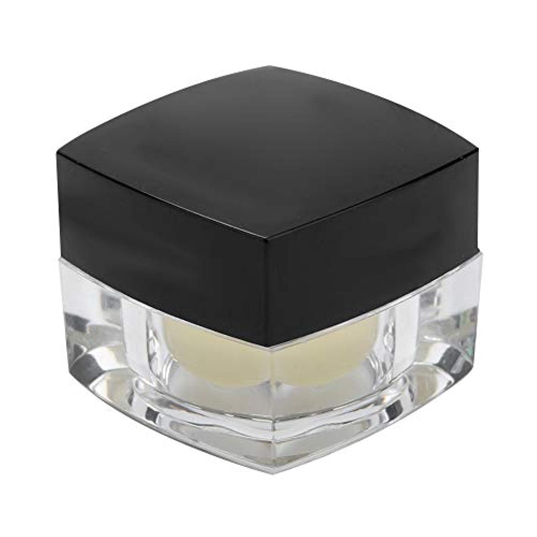 コンソールテーブルを設定するマーベルまつげエクステンション接着剤リムーバー、つけまつげクリーム非刺激性まつげグラフトゲル除去クリーム - 5g