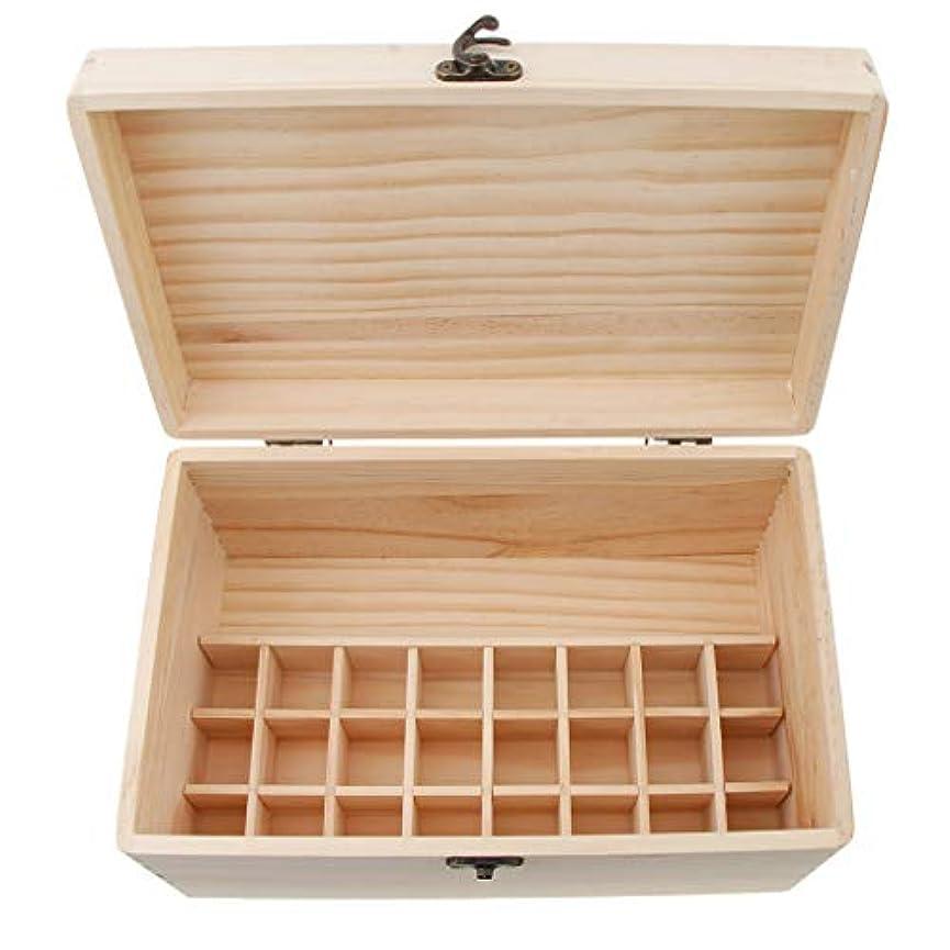 些細なチューリップ辞任するsharprepublic エッセンシャルオイル 木製収納ボックス ディスプレイ キャリーケース オーガナイザーホールド 32本