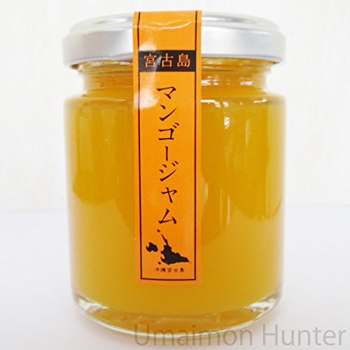 マンゴージャム 110g 10瓶 食楽Zu 宮古島産のマンゴーを100%使用 果汁本来の甘みと風味を閉じ込めました。滑らかな食感が特徴のマンゴージャム