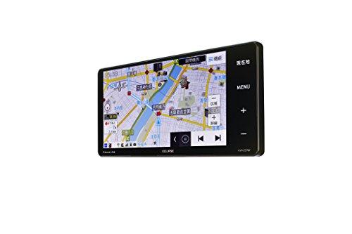 イクリプス(ECLIPSE) AVN-D7W 7型ワイド カーナビ ドライブレコーダー内蔵/地デジ(フルセグ)TV/SD/CD/DVD/Bluetooth/Wi-Fi AVN-D7W