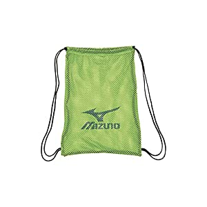 MIZUNO(ミズノ) プールバック メッシュバッグ(S) N3JM700037 W35×H45cm 黄緑