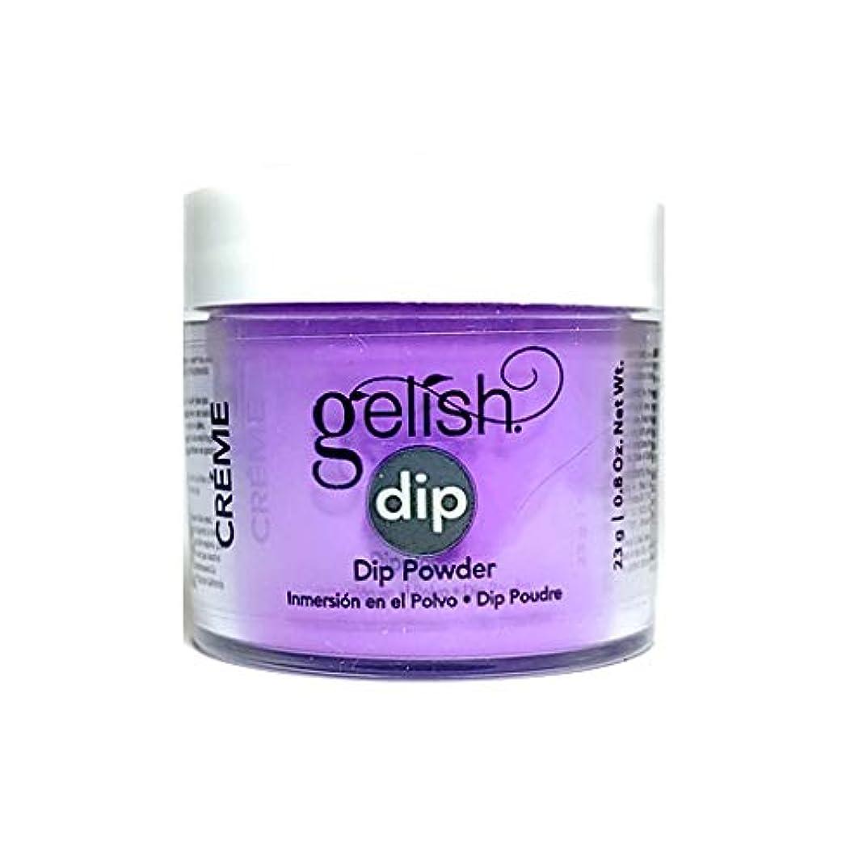 正しく咽頭汚すHarmony Gelish - Dip Powder - You Glare, I Glow - 23g / 0.8oz