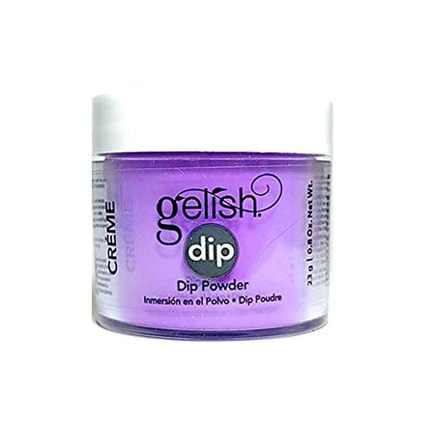 パキスタン入口拒絶Harmony Gelish - Dip Powder - You Glare, I Glow - 23g / 0.8oz