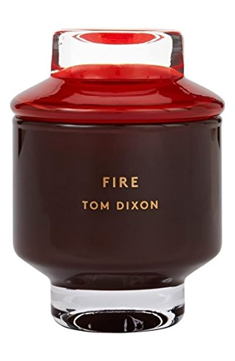 郵便物アクション因子Tom Dixon 'Fire' Candle (トム ディクソン 'ファイヤー' キャンドル小) Small