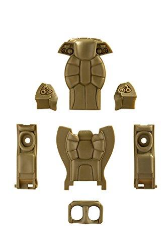 ブリック・ワークス マシーネンクリーガー S.A.F.S./ラプター内装パーツ 1/20スケール レジンキャスト組立キット MUS-25