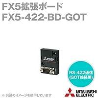 三菱電機(MITSUBISHI) FX5-422-BD-GOT FX5拡張ボード (RS-422通信(GOT接続用)) NN