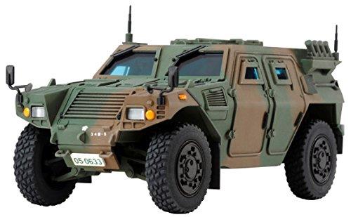 タミヤ 1/48 ミリタリーミニチュアシリーズ No.90 陸上自衛隊 軽装甲機動車 プラモデル 32590の詳細を見る