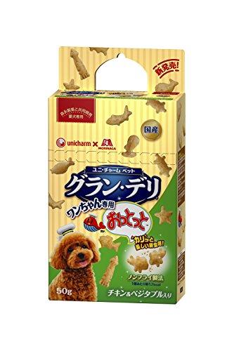 グラン・デリ ワンちゃん用おっとっと チキン&ベジタブル 50g