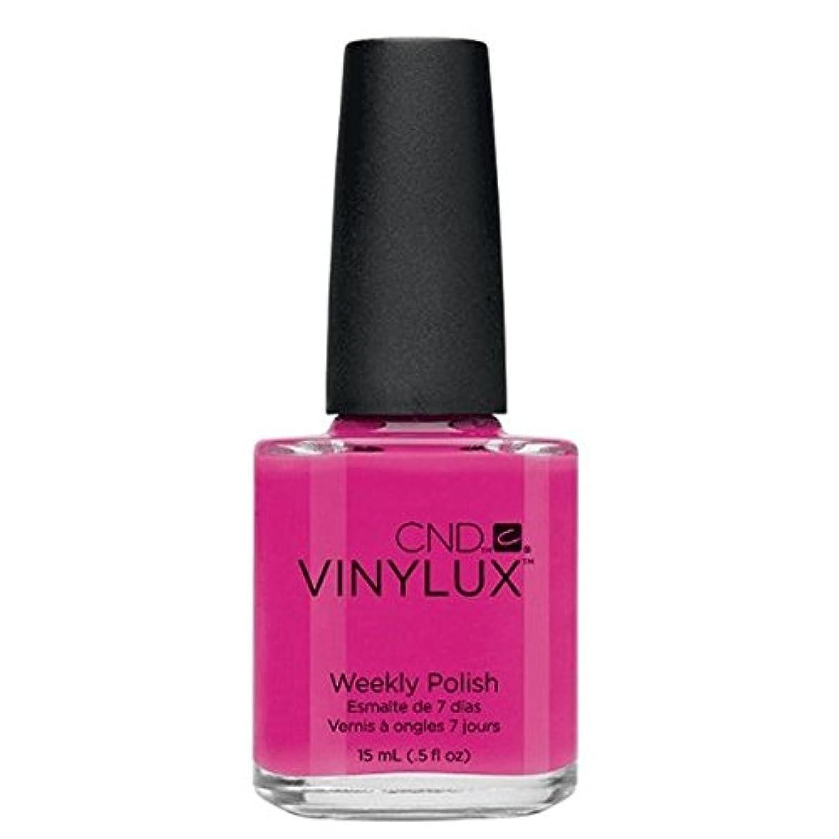 フォアマンキリスト教のヒープCND Vinylux Manicure Lacquer _ Tutti Frutti  #155 _15ml (0.5oz)