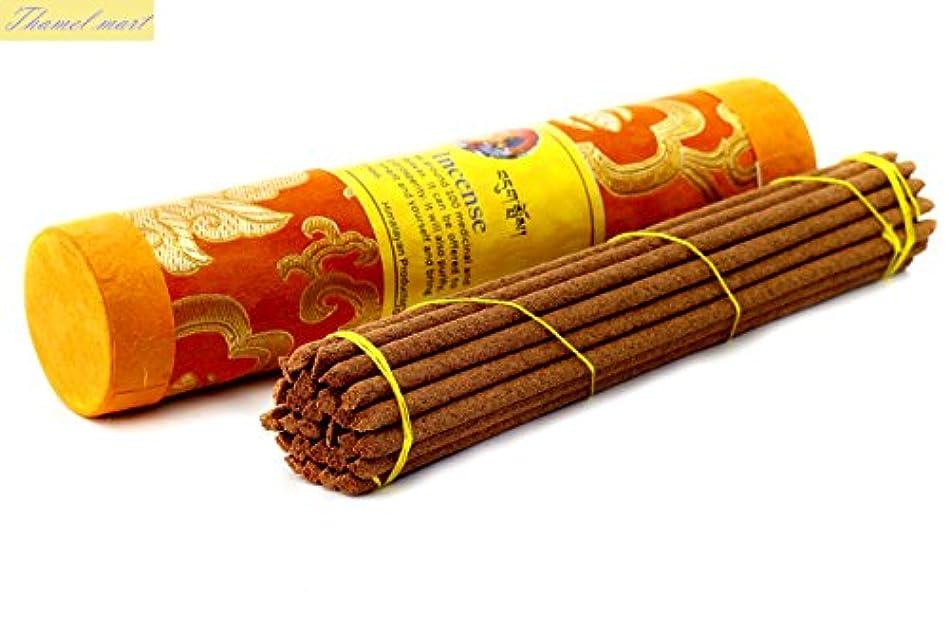過度に雄弁破滅Zambala Tibetan Incense Sticks – Spiritual & Medicinal Relaxation Potpourrisより – 効果的& Scented Oils