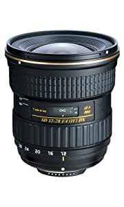 Tokina 超広角ズームレンズ AT-X 12-28 F4 PRO DX 12-28mm F4 (IF) ASPHERICAL ニコン用 APS-C対応