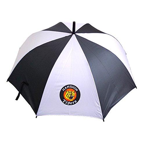 阪神タイガースジャンプ傘(白×黒 60cm)