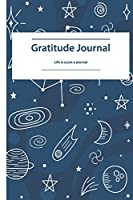 Daily Gratitude Journal: Practice gratitude and Daily Reflection to develop gratitude, mindfulness and productivity  Positivity Diary for a Happier You in Just 5 Minutes a Day (120 pages 6 x 9'' inches)