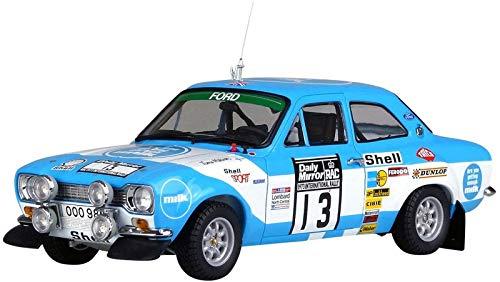 1/24 ベルキット No.6 フォード エスコート RS1600 Mk1 ティモ・マキネン