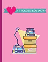 Reading Log book: reading log book journal Gifts for book lovers with 100 fillable pages to record book summaries / Idea gifts for book lovers for women & girl & kids / gifts for book lovers teens / book review recorder / reading log tracker