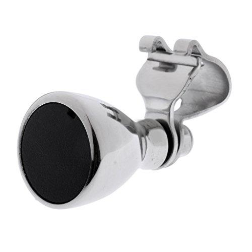 [해외]Dovewill 거울 광택 316 스테인레스 스틸 보트 운전대 손잡이 해양 스포츠 노브/Dovewill mirror polished 316 stainless steel boat steering wheel knob marine sports operation knob