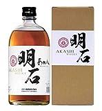 江井ヶ嶋酒造 ウイスキー明石700 [ ウイスキー 日本 700ml ]