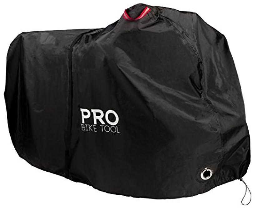 母安全性詐欺師Proバイク用カバーアウトドア自転車ストレージ – L、XLまたはXXL – 1、2または3 Bikes – Heavy Dutyリップストップ素材、防水&紫外線対策 – 保護からすべての気象条件for Mountain & Road Bikes