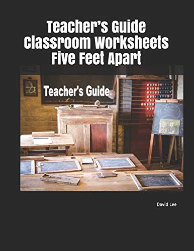 Download Teacher's Guide Classroom Worksheets Five Feet Apart 1796831719