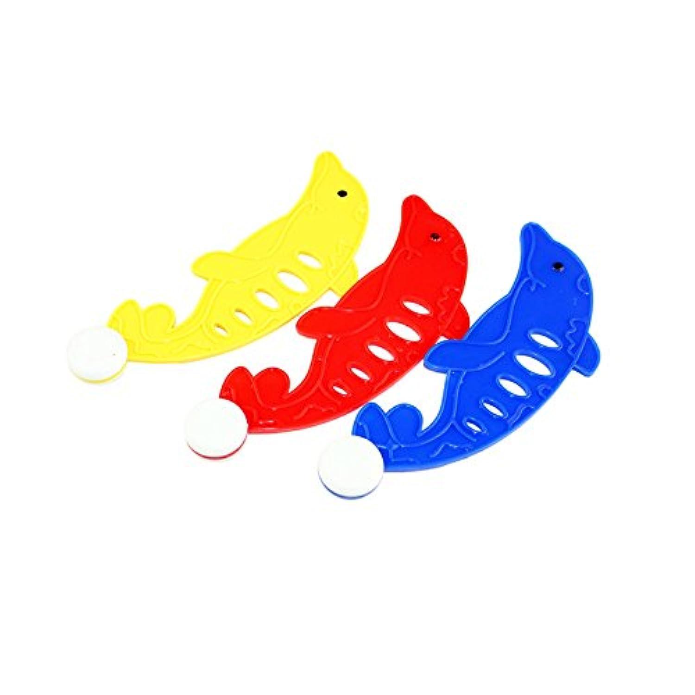 HuaQingPiJu-JP 子供のかわいいバスタブバストイレのおもちゃの水遊びダイビングおもちゃ