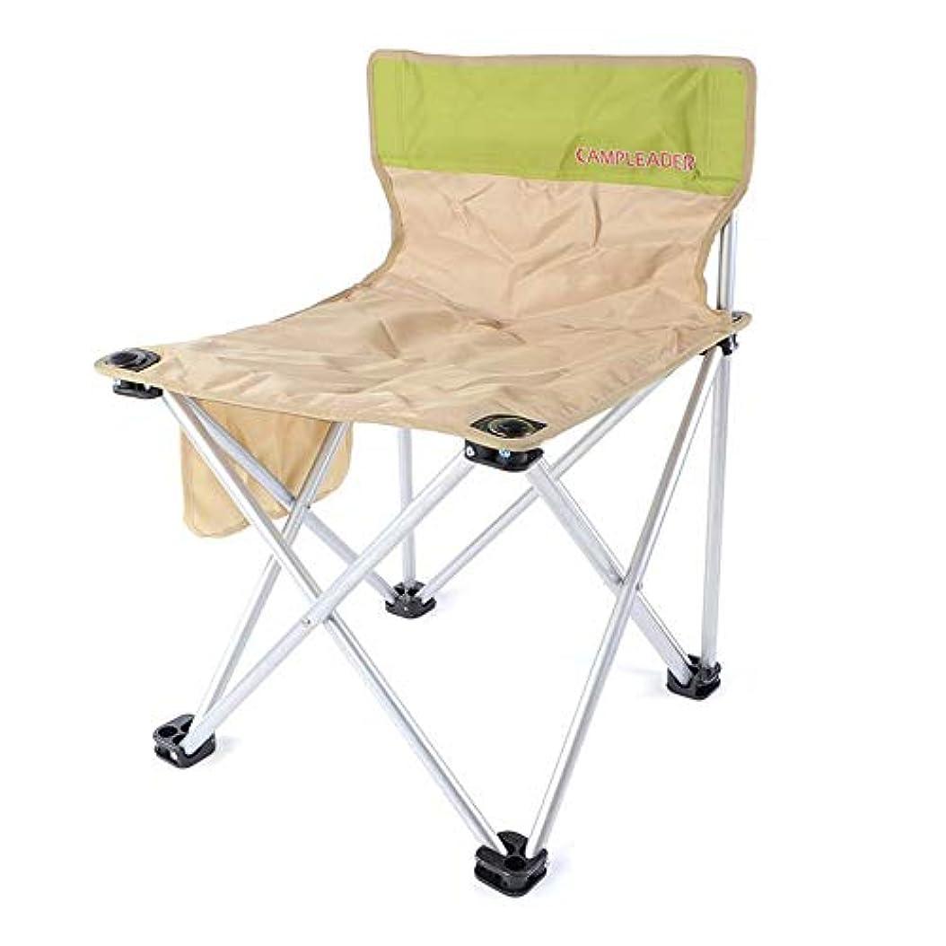 ピケアセンブリ宿泊アウトドアチェア キャンプチェア 1680D 高強度 折りたたみ椅子 ジュラルミンパイプ 耐荷重180kg バック?サイドにポケット一枚ずつ オックス布に中綿入り キャンプ用品 収納袋あり 組み立て不要