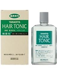 日亚:YANAGIYA 柳屋 发根营养液 微香型 240ml 525日元