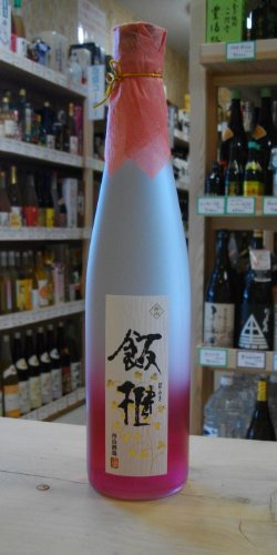純米酒 飯櫃(ぼんき) 500ml