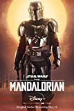 キャラクターポスター、The Mandalorian マンダロリアン映画 ポスター A3サイズ(42x30cm) ダイニング、寝室、バスルーム、オフィス、バーを飾るために使用