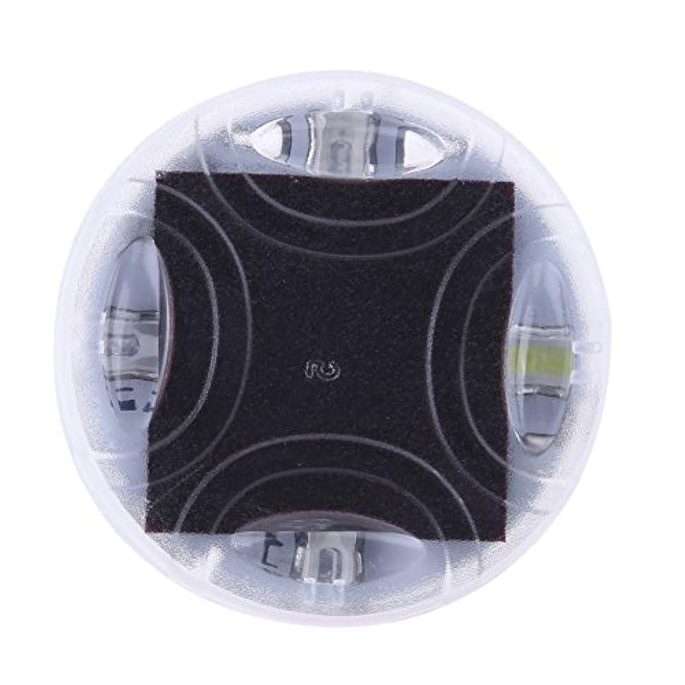 基本的な不名誉な周波数ソーラーライト車のヘッドライトタイヤライトホイールライトソーラーバルブライト sundengy