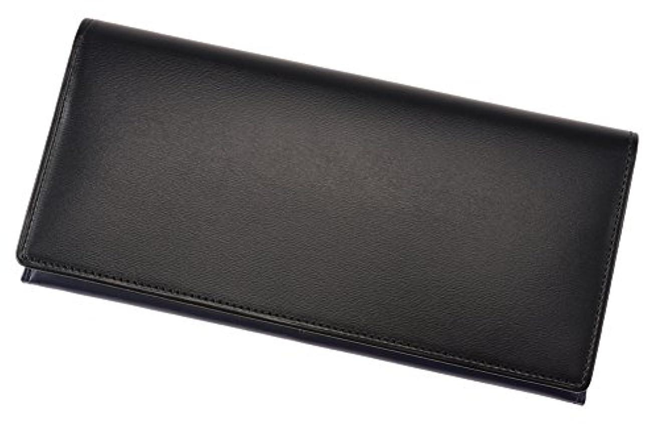 場合生む部門【CYPRIS COLLECTION】長財布(小銭入れ付きササマチ束入)■ボックスカーフ&リンピッドカーフ 4685